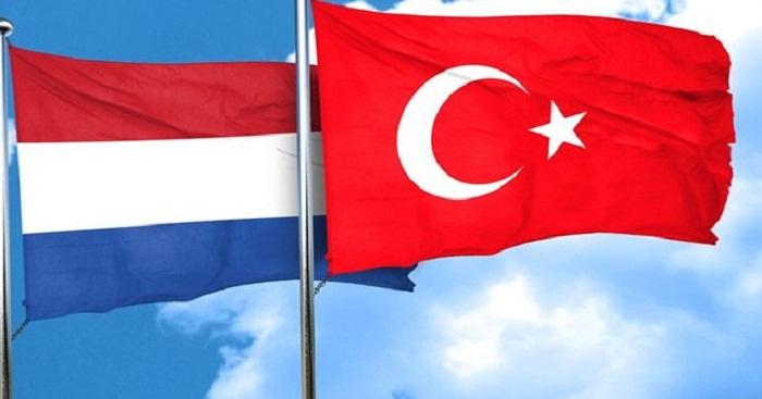 Niderland Türkiyə ilə diplomatik əlaqələrini kəsdi - (VİDEO)
