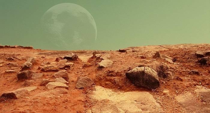 ¿Marte o Nuevo México? La NASA muestra curiosas fotos