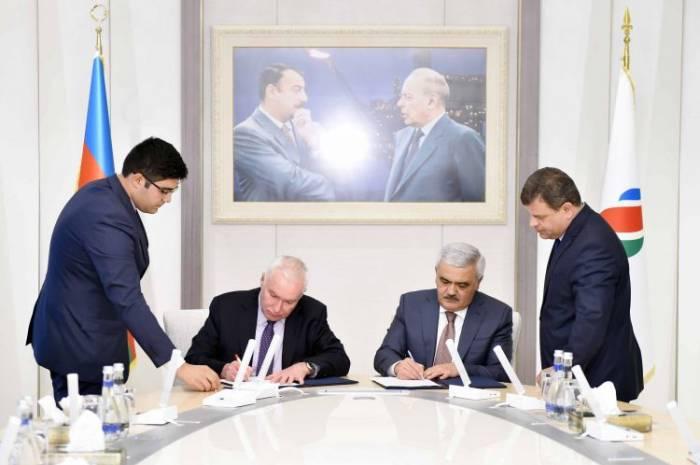 SOCAR və ABŞ şirkəti arasında müqavilə imzalanıb