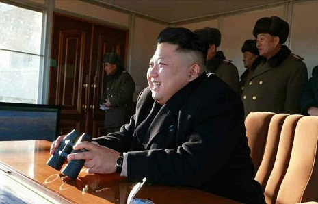 North Korea claims to have built new nuclear bomb of 'greater destructive power'