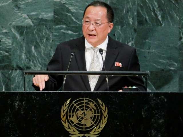 North Korea says it is 'inevitable' missiles will 'visit' US mainland