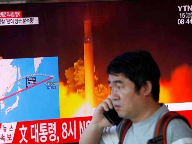 North Korea: University of Hawaii prepares students for nuclear attack