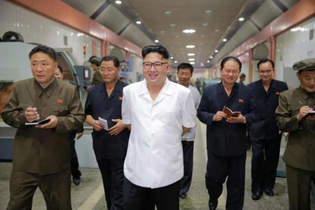 How a homemade tool helped North Korea's missile program