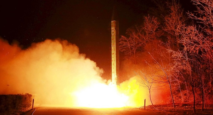 Pyongyang will continue nuclear tests to defend itself from US