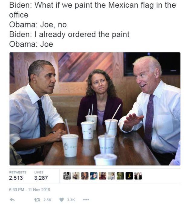 Biden and Obama memes: Jokes on Trump imagined