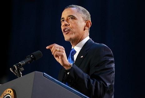 Obama: `Amerikada iqtisadi bərabərsizlik dərinləşir`