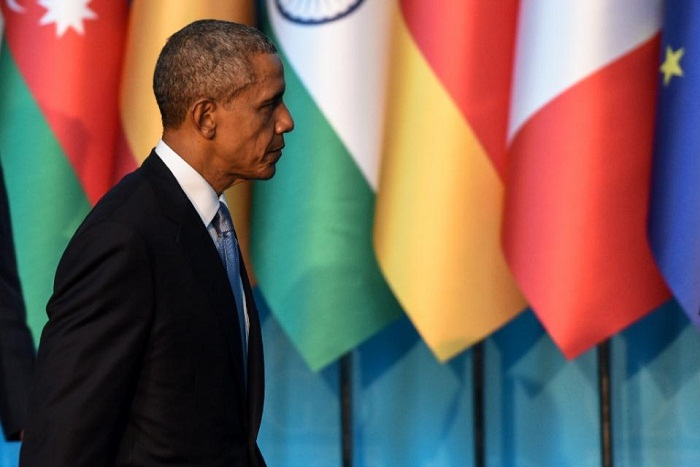 Paris attacks overshadow Obama`s focus on Asia ahead of key trip
