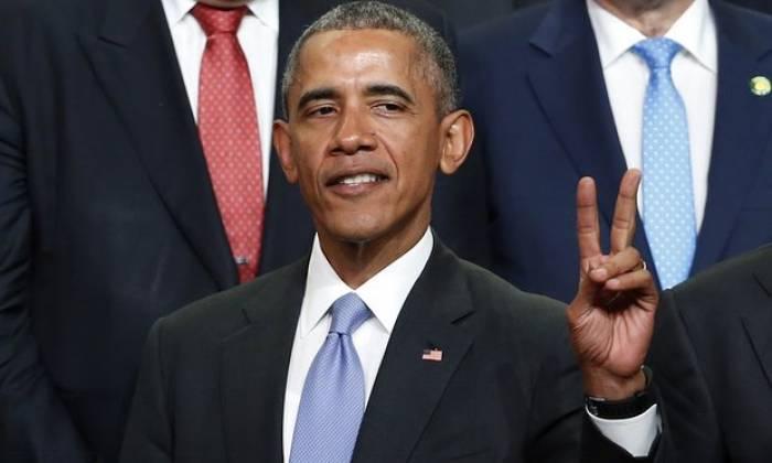 Barack Obama soutient la mobilisation des jeunes pour le climat