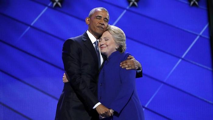 `Hillari Klintonla fəxr edirəm` - Obama