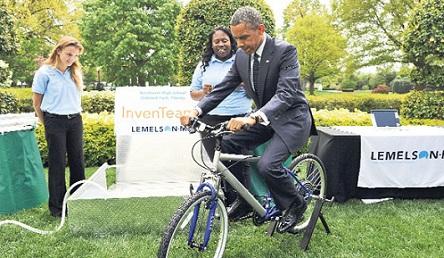 Obama uşaqlığına qayıtdı -VİDEO