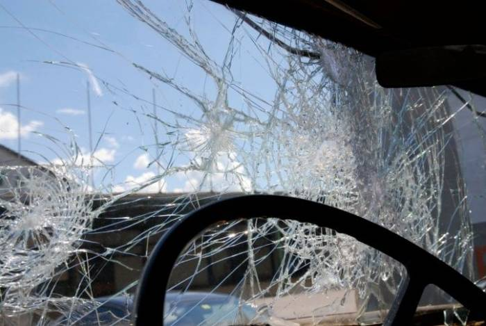 Oğuzda ağır yol qəzası - 3 ölü, 4 yaralı