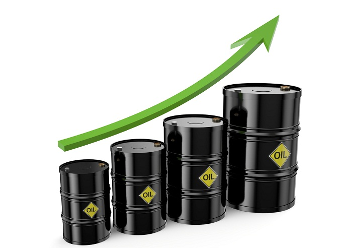 Azerbaijani oil prices show growth