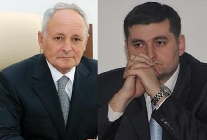 Nazirin oğlu bank rəhbəri oldu