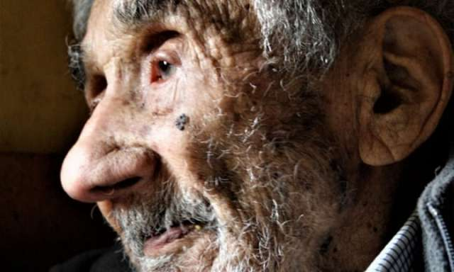 Born in 1896 and still going: meet the world's oldest man (probably)
