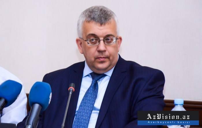 """""""Сreen que fue Rusia que ocupó Karabaj""""-Oleq Kuznetsov"""