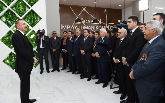 """2017-ci ili uğurla başa vururuq"" - Prezident"