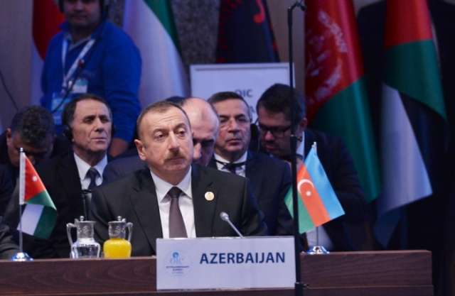 Azerbaijan supports peaceful resolution of the Israel-Palestine conflict - Azerbaijani President