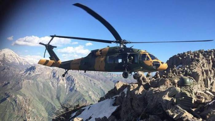 Operation gegen PKK