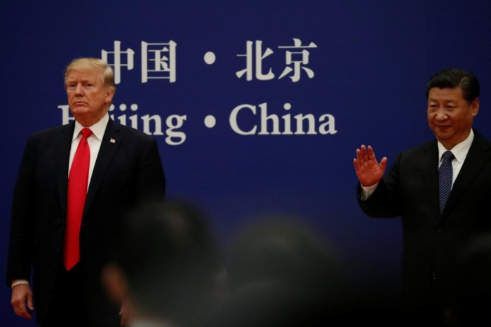 Trump says he and China's Xi to try to end opioid crisis