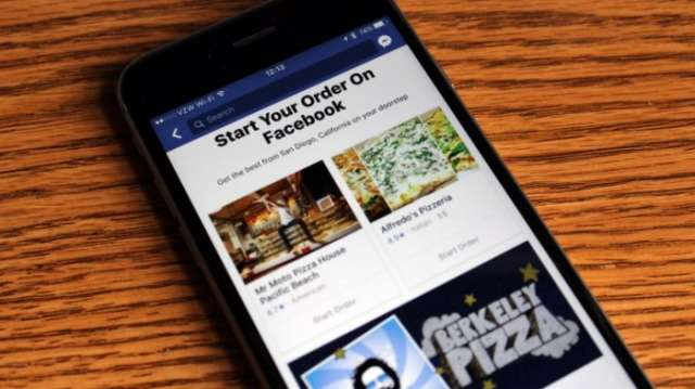 Facebook's 'Order Food' feature officially launches across the US