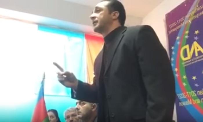 Orduxan erməni kimi danışdı, işğalçıları müdafiə etdi - VİDEO