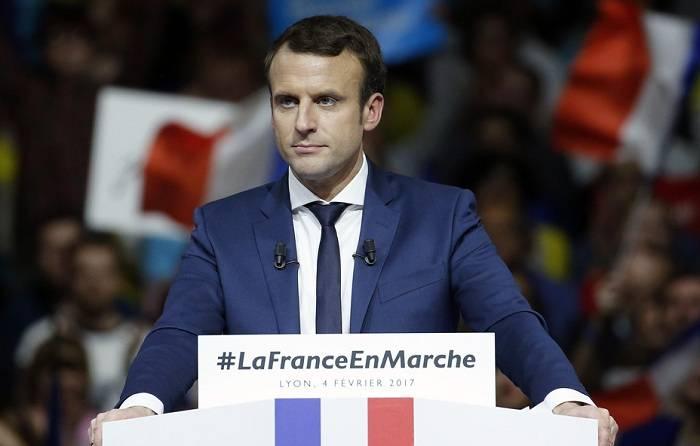 """""""Fransa erməni xalqının dostudur"""" - Makron məktub yazdı"""