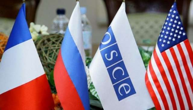 OSCE MG Co-Chairs issue joint statement on meeting of Azerbaijani and Armenian FMs