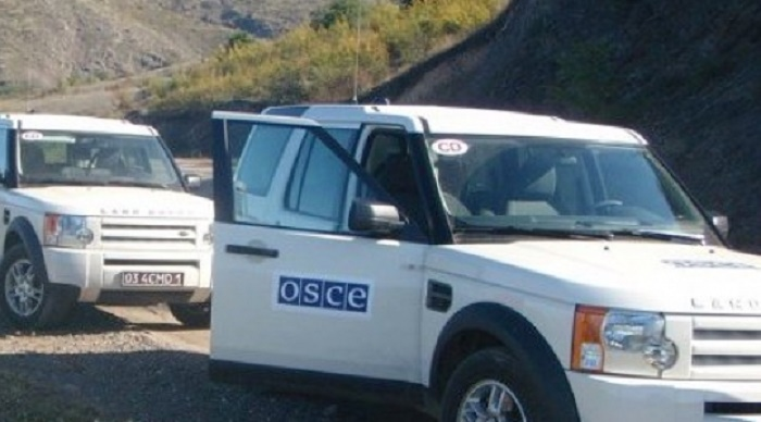 OSCE to monitor border of Azerbaijan, Armenia
