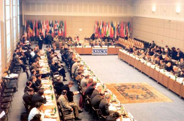 OSCE Permanent Council holds meeting devoted to Nagorno-Karabakh