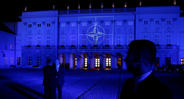 La OTAN planea implicarse más en la crisis migratoria