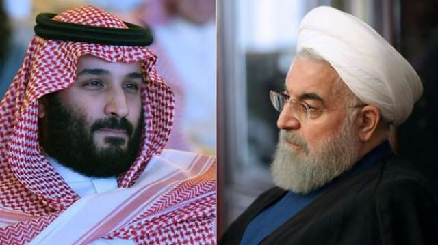 Iran's supreme leader 'the new Hitler', says Saudi crown prince