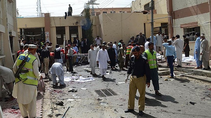 Pakistan blast: Explosion kills three, injures 15 in southwestern city of Quetta