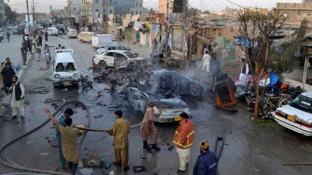 At least 18 dead in suicide blast at Jhal Magsi shrine