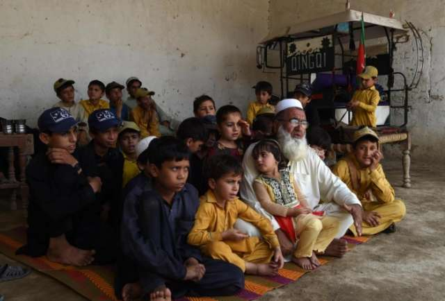 Pakistan birth rate a 'disaster in the making' as population surges
