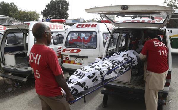 Varios muertos por una explosión en Pakistán