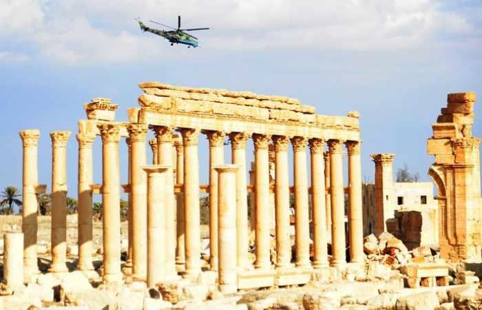 IS-Anführer Abu Hamid al-Sukhni getötet – er ließ Palmyra zerstören