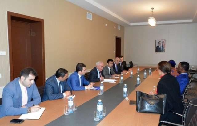 'Pan-African Parliament is keen to expand cooperation with Azerbaijan'
