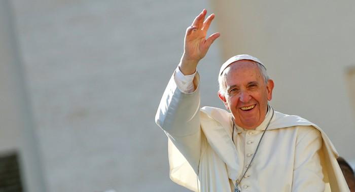 Manifestaciones quitan brillo a primera misa del Papa en Chile