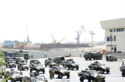 Baku begins preparing for military parade