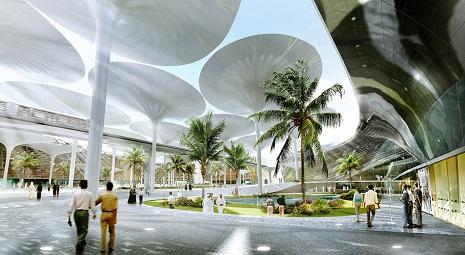 Dubay `smart` şəhər yaradır