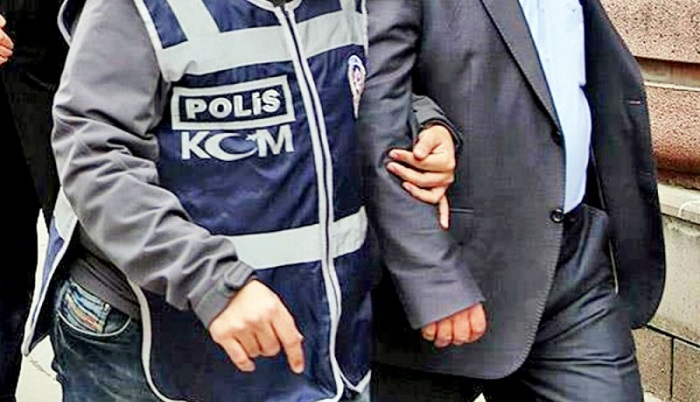 Ex-president's aide arrested in Turkey