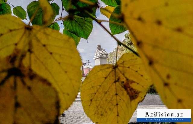 Stunning autumn scenes in Azerbaijan's Ismayilli - PHOTOS