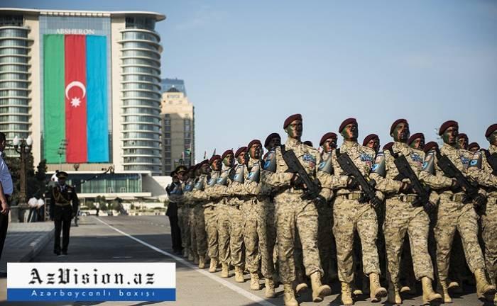 Müdafiə Nazirliyi: Azərbaycan bütün istiqamətlərdə Ermənistanı üstələyir
