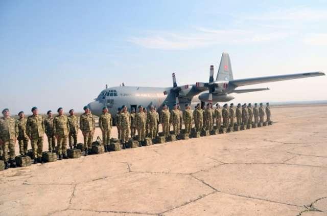 Azerbaijani peacekeepers sent to Afghanistan
