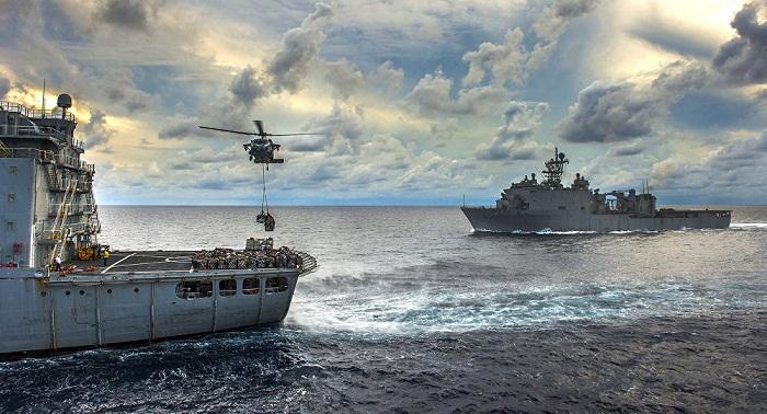 Pékin accuse les USA de faire trop attention aux manœuvres en mer de Chine