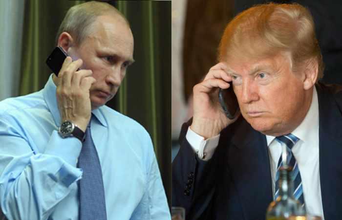 Əsəd Trampla Putini üz-üzə qoydu: Yeni müharibə başlayır?
