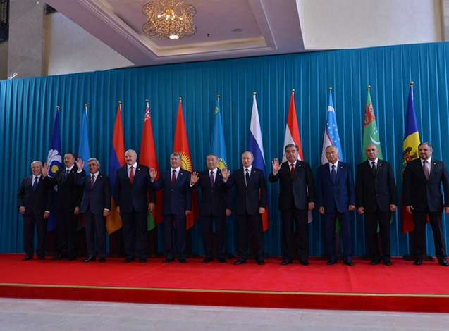 CIS Heads of State Council`s session kicks off in Kazakhstan
