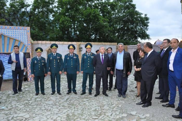 V Gənclər Festivalı keçirilib