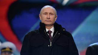Putin`s Approval Rating Rises to 80%