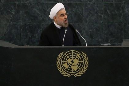 Ruhani Obama ilə görüşdən imtina etdi